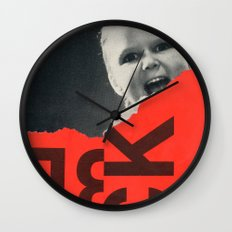 let it out Wall Clock