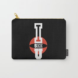 I See You inverse Carry-All Pouch