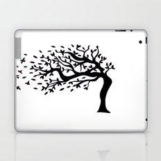 Tree Birds x2 Laptop & iPad Skin