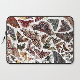 Moths of North America Laptop Sleeve