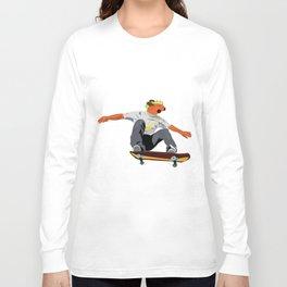 Ramón the skater! Long Sleeve T-shirt
