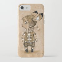 mouse iPhone & iPod Cases featuring Mouse by Freeminds