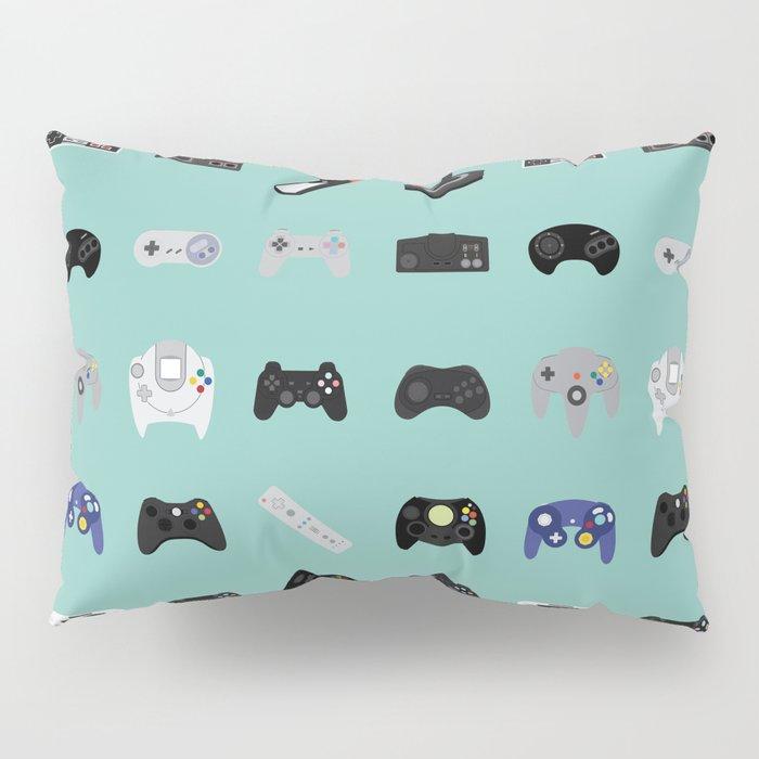 Console Evolution Pillow Sham