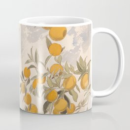 Edward Lear-Fruit trees, 3 April 1863 Coffee Mug