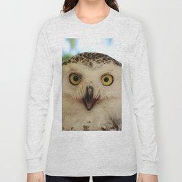 Owl_20180206_by_JAMFoto Long Sleeve T-shirt