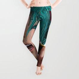 Vital Miku Leggings
