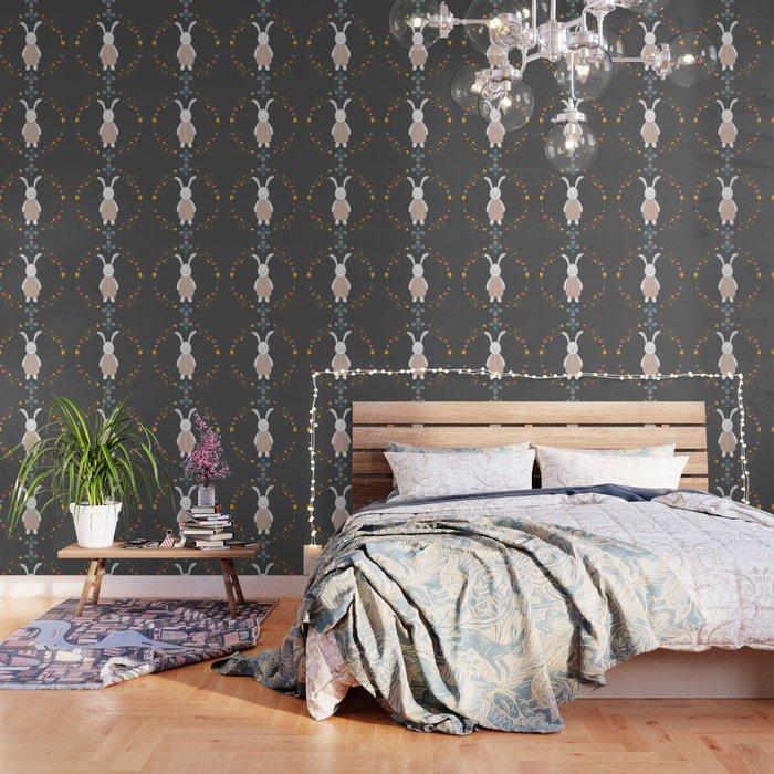 Cute Bunny Wallpaper By Cozydesigns