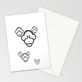 Turkish Delight Stationery Cards