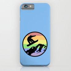 snowboarding 2 iPhone 6s Slim Case