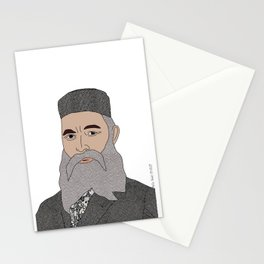 No Ban No Wall | Art Series - The Jewish Diaspora 005 Stationery Cards