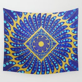 The Power of Creation Wall Tapestry
