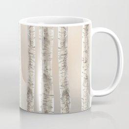 Birches-Winter Coffee Mug
