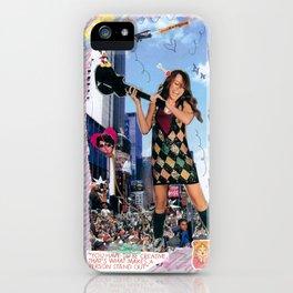 nostalgia trip iPhone Case
