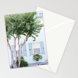 The Teal House - Charleston, SC Stationery Cards