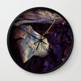 Dance in the Rain Wall Clock