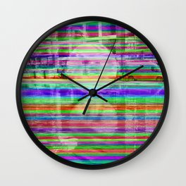 Or like a resignation unto cyclical determination. Wall Clock