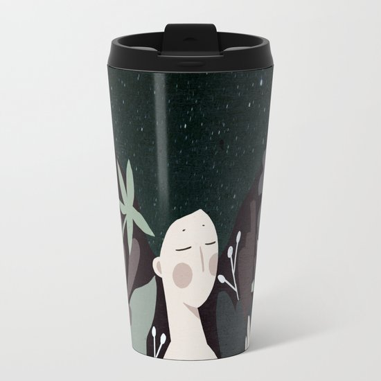 sleepiness Travel Mug