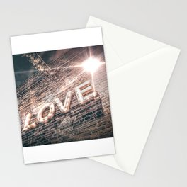 LET LOVE SHINE Stationery Cards