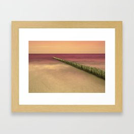 Groin II Framed Art Print