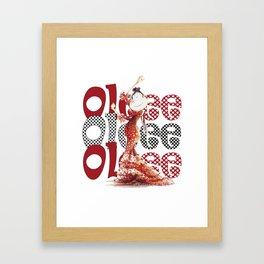 OleOleOle Framed Art Print
