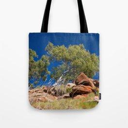Ridge top Tote Bag