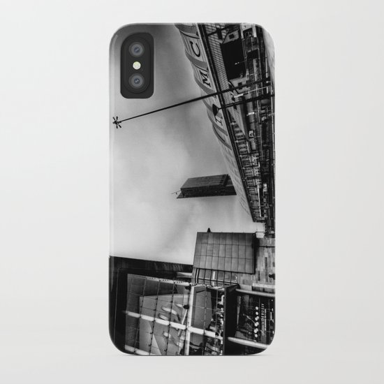 I Love Manchester iPhone Case