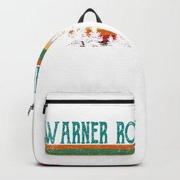 Warner robins Georgia Retro Vintage Custom Funny Backpack