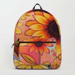 Sunflower Power 2 Backpack