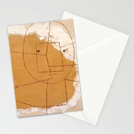 One Who Understands By Paul Klee 1934 Stationery Cards