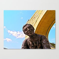 A Beautiful Day in the Neighborhood - The Fred Rogers Memorial Canvas Print
