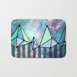 intergalactic mountains (collab) Bath Mat