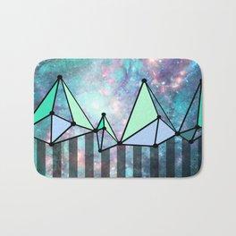 intergalactic mountains (collab) Bath Mat