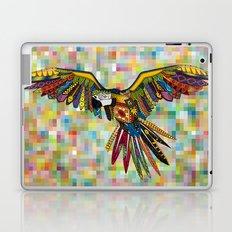harlequin parrot Laptop & iPad Skin