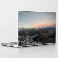 cook Laptop & iPad Skins featuring Mt. Cook by amandahewitt