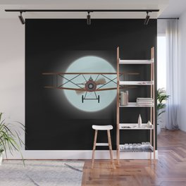 Flying by Night Wall Mural