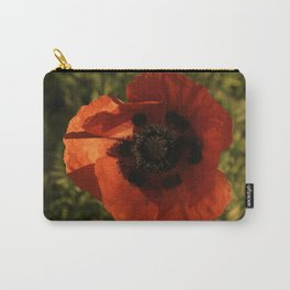 woodstock flowers Carry-All Pouch