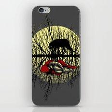 Haunting Dreams iPhone & iPod Skin