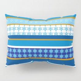 hanukkah wrap Pillow Sham