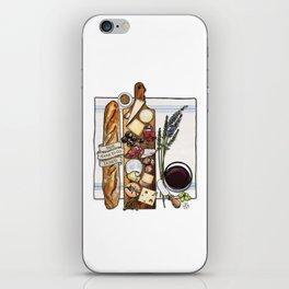 Pardon My French iPhone Skin
