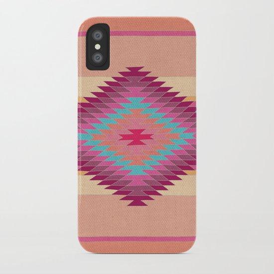 FIESTA (pink) iPhone Case