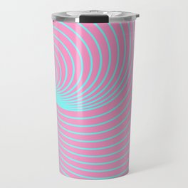 Frequent Repeating Rings Travel Mug