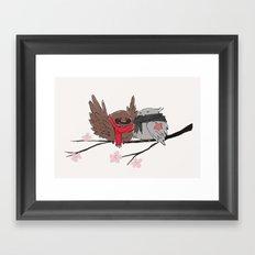M4 Framed Art Print