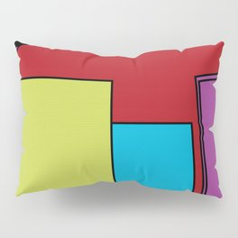 Fifth Floor Hangout Pillow Sham