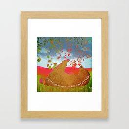 Spring 4 Framed Art Print