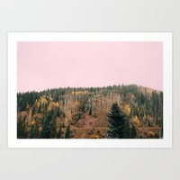 Colorado Autumn Art Print