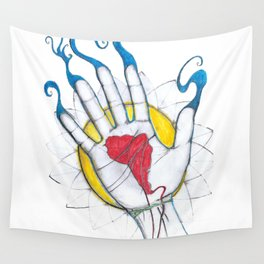 HAND Wall Tapestry
