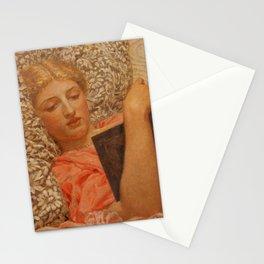 Golden girl Stationery Cards
