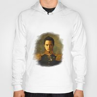replaceface Hoodies featuring Elijah Wood - replaceface by replaceface