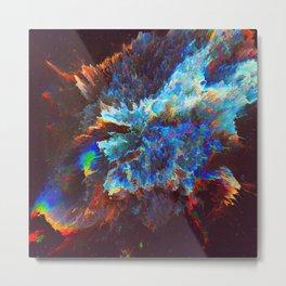 Laértēs (Abstract 04) Metal Print