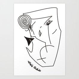 That´s It! Art Print